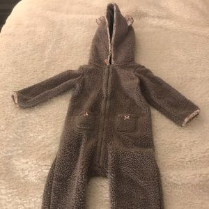 Cozy Carter's Bear Suit
